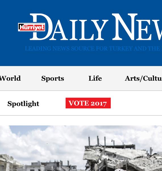 Hürriyet Daily News (POC)