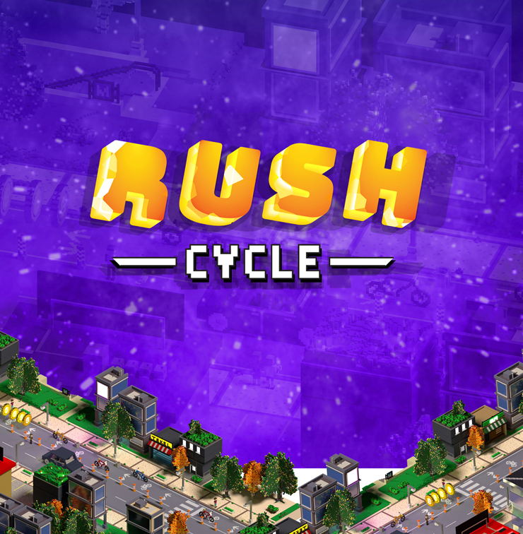 Game Design – Rush Cycle Mobile Game